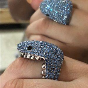 Kate Spade Shark Ring